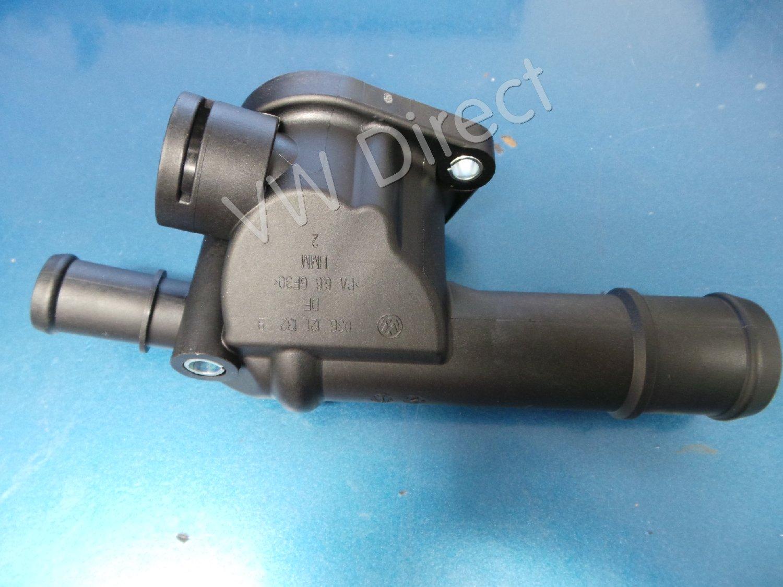 How To Find Vin Number From Reg >> Genuine VW Golf Audi Skoda SEAT TDi Coolant Sensor Flange ...
