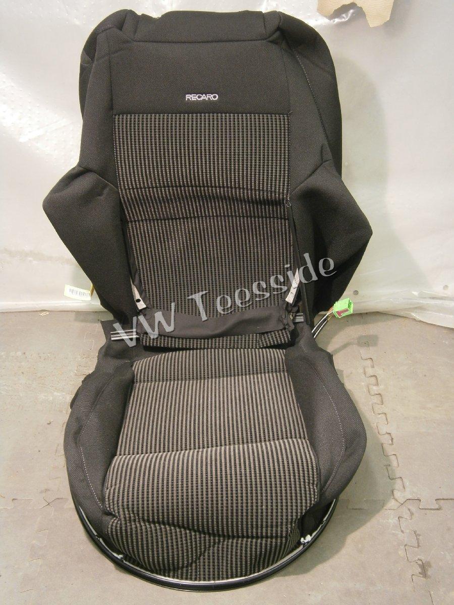 genuine vw mk4 golf recaro base seat cover rd 3mm 1j0881405fj 1j0 881 405 fj klz ebay. Black Bedroom Furniture Sets. Home Design Ideas